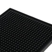 Сверхпрочные резиновые коврики черного цвета 6x12 дюймов термостойкие