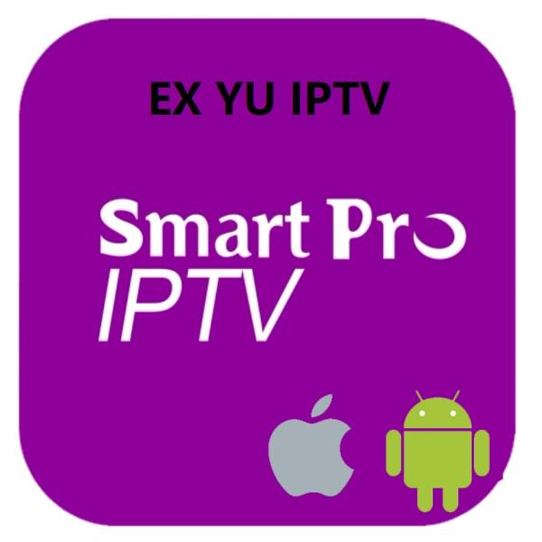 Europe IPTV EU EX-YU IPTV M3U Subscription 12 Months IPTV HBO Viasat Sport Cinestar For Android Smart TV SSIPTV Enigma2 TV Box