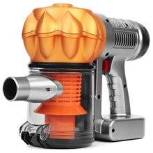 2 в 1 ручной беспроводной пылесос 120 Вт пылесборник автомобильный пылесос без мешка для автомобиля дома сухой влажный аспиратор