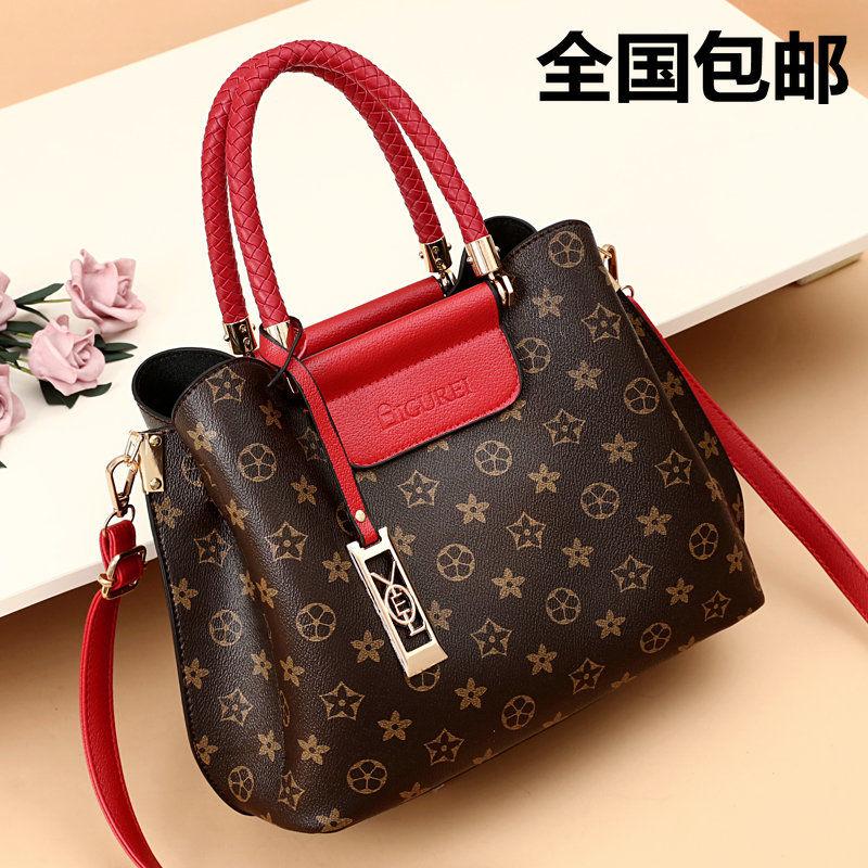 Ladies Handbag Boston Timis Li Casual Shoulder Bags Female Cross Body Bag Lv Quality Pu Leather Top Handle Bags for Women