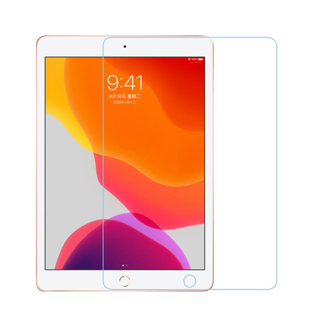 Screen Protector For IPad 7th Generation 10.2inch 2019 Tempered Glass Lot 9H Hardness HD Clear Glass Film 2019 1031