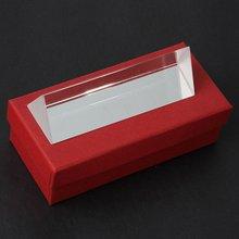 Треугольная призма k9 оптическое стекло рефрактор Физика учение