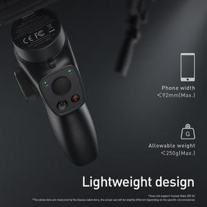 Image 4 - Baseus 3 Axis Handheld Gimbal Stabilizzatore Bluetooth Selfie Bastone Macchina Fotografica Video Stabilizzatore Supporto Per il iPhone Samsung Macchina Fotografica di Azione