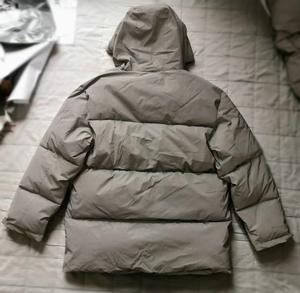 Image 5 - Chaqueta ligera reflectante para mujer, abrigo de algodón con capucha para la calle de invierno, para correr, seguro, reflectante, cálido, Unisex, para hombre, Parkas