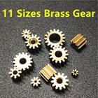 11 Sizes Brass Shaft...