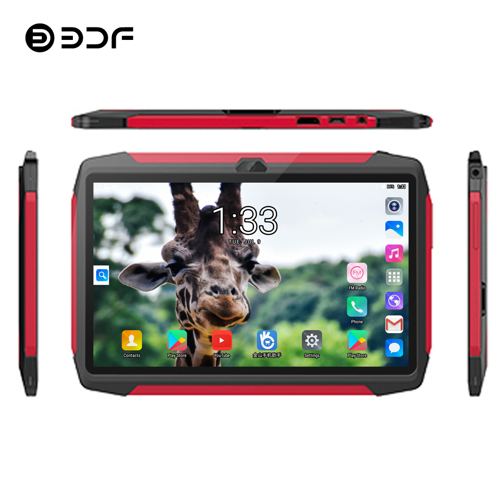 BDF New Tablet 7 Inch Tablet Pc Quad Core Android 7.0 Mini Pad Tablet For Kids 1GB+16GB WiFi Tablets 7 8 9 10 Play Store Tab