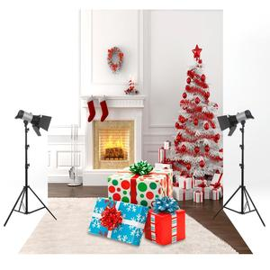 Image 3 - 1PC Christmas Decoration Photo Background Backdrop for Studio Vedio Shooting Prop Cloth Photography Backdrops