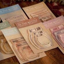 Antigo garrafa série material papel lixo jornal planejador ofício scrapbooking vintage decorativo diy artesanato álbum de fotos