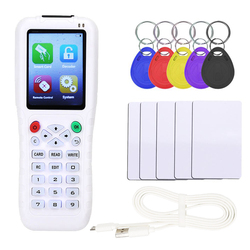 iCopy RFID Copier NFC IC ID Duplicator Reader Writer with Full Decode Function Smart Card Key 3 5 8 English Version Newest
