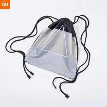 Xiaomi Mi 90 Portable Small Drawstring Bag Lightweight Waterproof Shopping Outdoor Sport Summer Bags For Beach  Travel backpack forudesigns denim pocket cat cute women travel backpack small sport beach drawstring bag for men beach storage bags kids bookbag