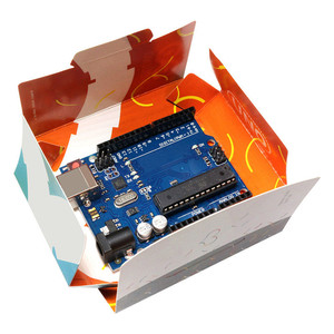 Image 5 - 10Pcs/lot for UNO R3 MEGA328P with USB Cable + R3 Official Box for Arduino for UNO