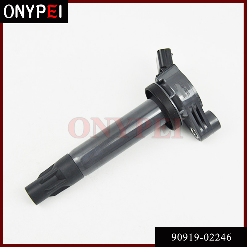 Ignition Coil 90919 02246 For Toyota Camry Highlander Solara Lexus ES330 RX330 9091902246 90919 02246|coil|coil toyota|coil ignition - title=