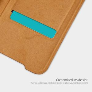 Image 4 - For OnePlus 8 Case Funda oneplus Nord case oneplus 7T case NILLKIN Qin Wallet Flip Leather Case For OnePlus 8 pro/7/7pro case