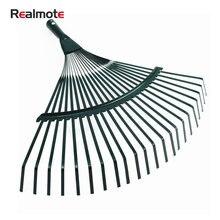 Realmote 22 зубчатые грабли с мертвыми листьями стальная проволока