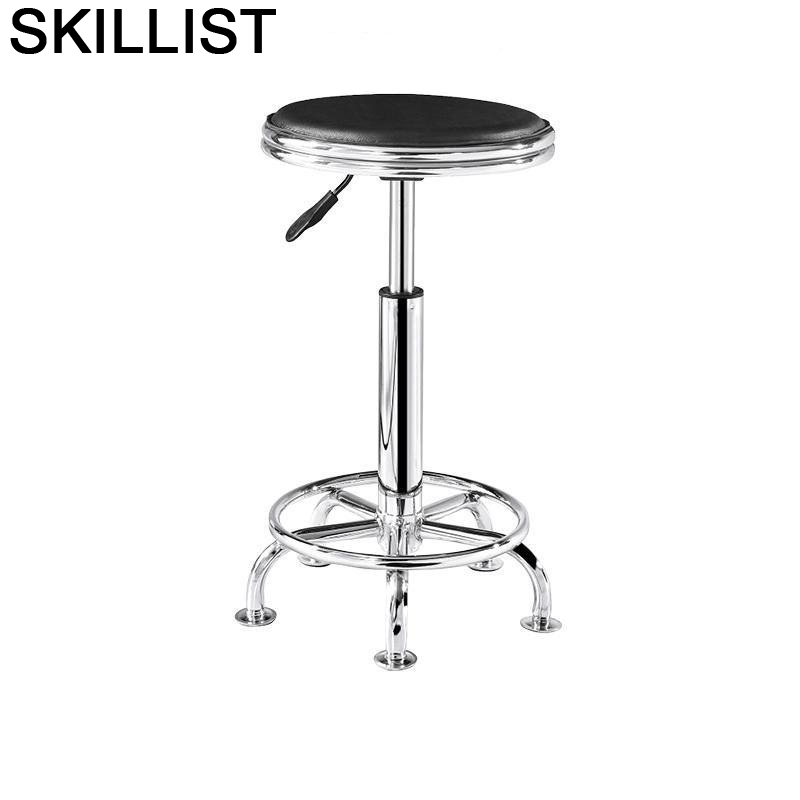 Banqueta Sedia Table Barkrukken Barstool Stoelen Hokery Taburete Sandalyeler Sedie Cadeira Silla Tabouret De Moderne Bar Chair