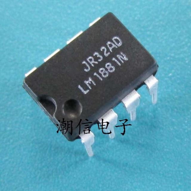 5 pièces/lot LM1881N LM1881 DIP8 DIP-8 nouveau original en Stock