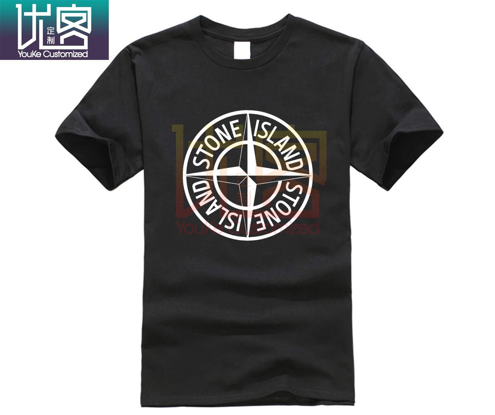 Stone Island Boys Very Rare Logo T Shirt Cp AGE 4 Mens Company Vintage Reprint