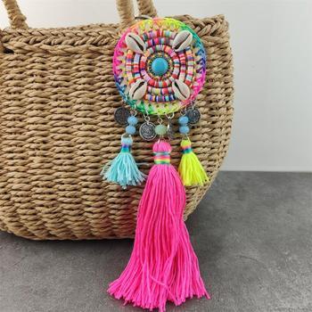 Colorful Keychain Mishmash Keychain