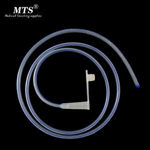 Image 1 - 10pcs tubo di stomaco medico in silicone monouso tubo enterale per adulti mouse enterale alimentazione catetere scienza medica