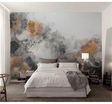 Xuesu дымовая текстура акварель художественная концепция ручная