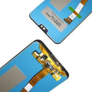 Image 5 - 100% Originele Lcd Met Frame + Vingerafdruk Voor Huawei Honor 10 Display Touch Screen Digitizer Vergadering COL L29 Reparatie Onderdelen