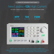 RD RD6012 RD6012W USB WiFi DC-DC Voltage Current Step-down Power Supply Module Buck Voltage Converter Voltmeter VS RIDEN RD6006