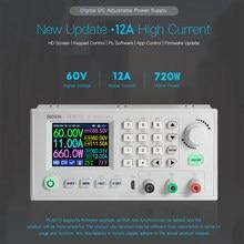 RD RD6012 RD6012W WiFi USB módulo de fuente de alimentación de reducción de voltaje de DC-DC convertidor de voltaje Buck voltímetro VS RIDEN RD6006