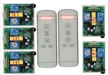 220V motor garaj kapısı/projeksiyon ekranı/kepenkler AC220V dijital ekran akıllı RF kablosuz uzaktan kumanda anahtarı