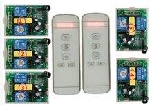 220vモーターガレージドア/プロジェクションスクリーン/シャッターAC220Vデジタルディスプレイインテリジェントrfワイヤレスリモートコントロールスイッチ
