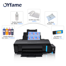 OYfame For Epson L1800 A3 Size DTF Print Direct Transfer Flim Print For T shirt Print All Farbic Print DTF Printing Machine