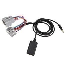 Car 14Pin Bluetooth Module Music Adapter Aux Audio Cable for Volvo C30 C70 S40 S40 S60 S70 S80 V40 V50 V70 XC70 XC90