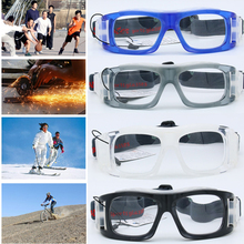 Sport Goggles Explosion Proof Glasses Protective Basketball Soccer Portable Sports Lenses Eyewear Shock Proof Eye Safety