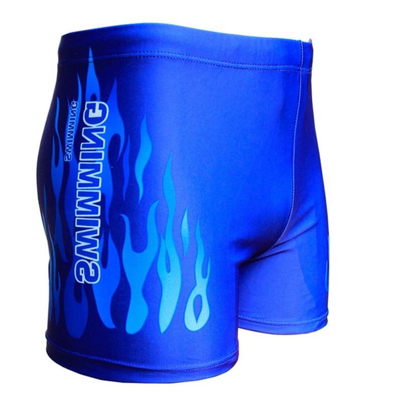 2019 Summer Sexy Beach Shorts XL-4XL Men's Swimsuit Swimming Trunks Boxer Briefs Swim Shorts Trunks Swimwear Shorts 5