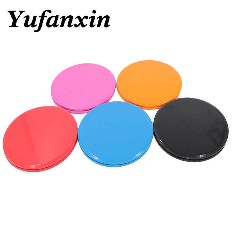 Yoga Gym Sliding Slider Gliding Discs Fitness Disc Exercise Sliding Plate For Abdominal Core Training Exercise Equipment 2Pcs