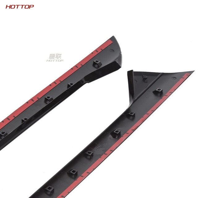 For Ford Explorer 2011-2019 Front Windscreen Exterior Panel Front Windshield Trim Panel Front Block Column Trim Strip WithBuckle 6