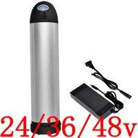 24V 36V 24 48V bateria De Lítio V 36V 48V 8AH 10AH 12AH 13AH 15AH 17AH 18AH Bateria Bicicleta Elétrica ajuste 250W 500W 750W 1000W do motor