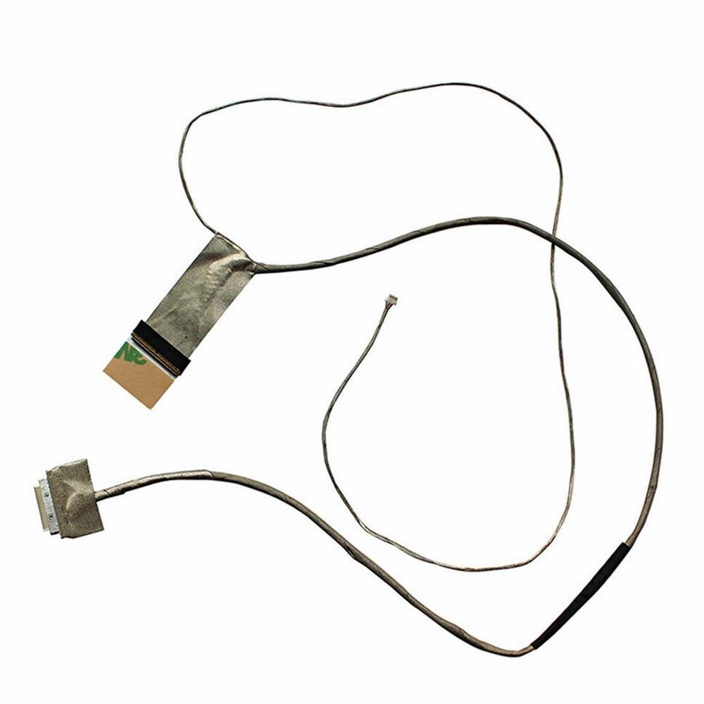 Nueva pantalla LCD Flex Ribbon Cable apto para Lenovo G500 G505 G510 G500s DC02001PS00 LVDS LCD Display Flex Cable de Video