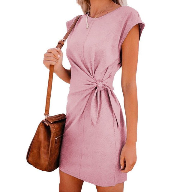 2020 Sleeveless Maternity Dresses 3