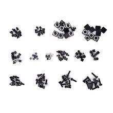 Détails sur 140 pièces 14types momentané Tact Tactile bouton poussoir interrupteur SMD assortiment Kit ensemble vie 100000 fois Promotion prix