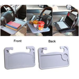 1PC Car Laptop Computer Desk Mount Stand Steering Wheel Eat Work Drink Food Coffee Goods Table Tray Board Dining Tables Holder