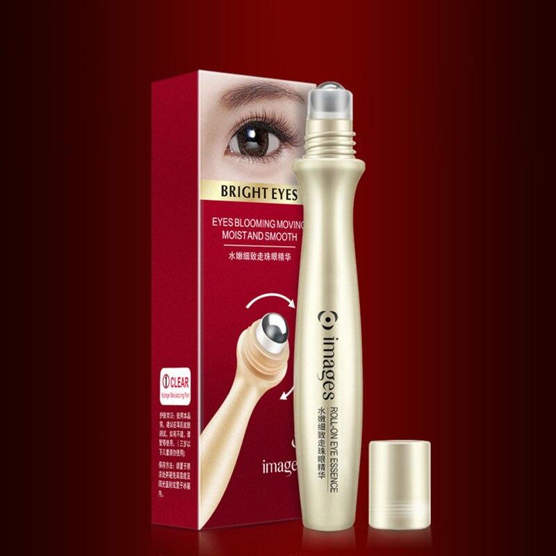Snail Eye Essences  Massage Cream Slide Ball Eye Serum Essence Firming Remover Dark Circles Wrinkle Anti-puffiness Eye Bags