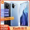 Global ROM Xiaomi Mi 11 5G Version Smartphone Snapdragon 888 108MP Camera 55W Fast Charge 4600mAh NFC 120HZ AMOLED Screen