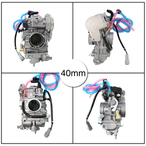 Image 4 - ZSDTRP Keihin FCR 33mm 38mm 40mm Original FCR33 FCR38 FCR40 Carburetor for  Honda CRF150R CRF250 CRF450 XR250