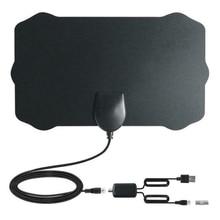 960 миля цифровой Внутренний HD ТВ диапазон антенна ТВ цифровой HD стабильный цифровой приемник