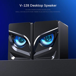 Bluetooth-Speaker Subwoofer Computer Usb-Power-Supply Laptop Heavy-Bass Audio for PC