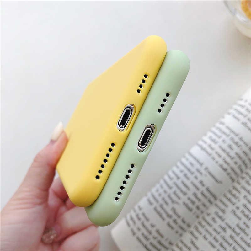 マット Oppo Realme 3 Pro X C2 5 K3 K5 Reno2 A11X Xt 軟質 TPU カバー携帯電話バッグ