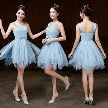 Popodion vestido de dama de honra, vestido de dama de honra para casamentos, vestido rosa quente cun90581