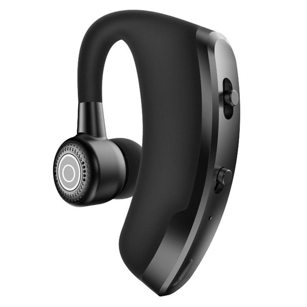 V9 Driving Ear-Mounted Wireless Car Business Universal Mobile Phone Stereo Mini CSR Headset 15M Range