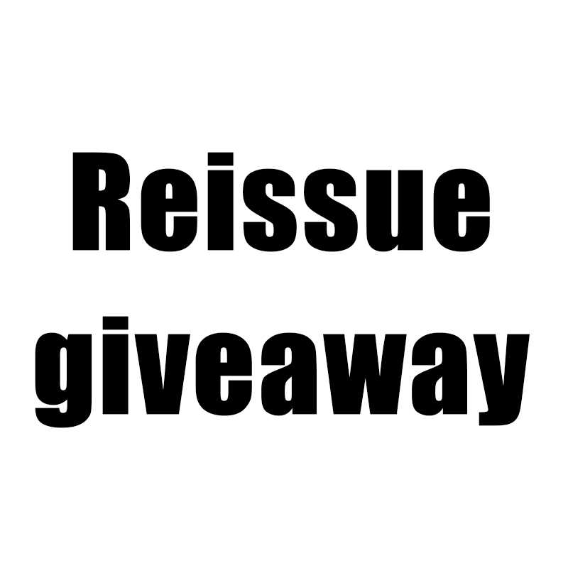 Reissue or giveaway