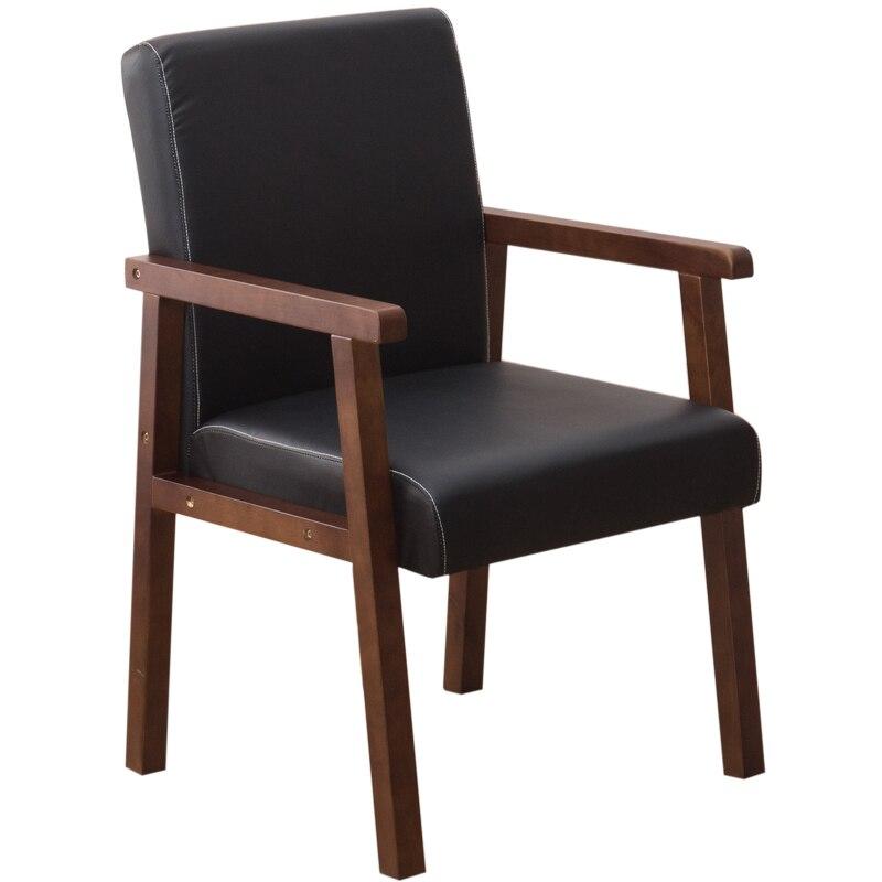 Silla de madera sólida, sillón simple, silla de respaldo, silla de ocio para restaurante, escritorio de computadora, hogar de hotel Funda de alta calidad para sofá, mobiliario, sillón, moderno sofá para sala de estar, funda de sofá elástica, funda de sofá de algodón de 1/2/3/4 plazas